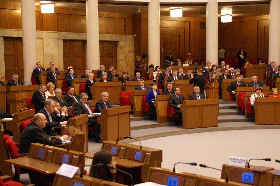 Палата представителей рассмотрела ряд законопроектов