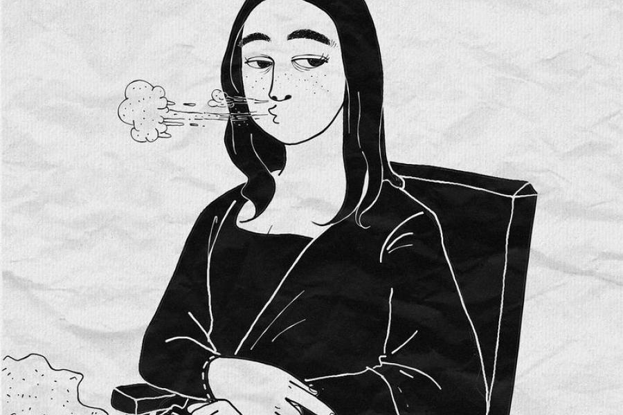 Как спасать себя от пассивного курения?
