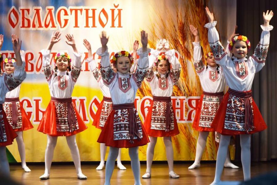 На Волзе — з беларускім акцэнтам