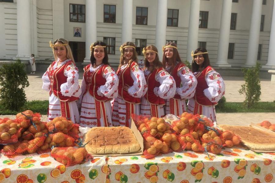 """""""Яблычны Спас"""" — традыцыя продкаў"""