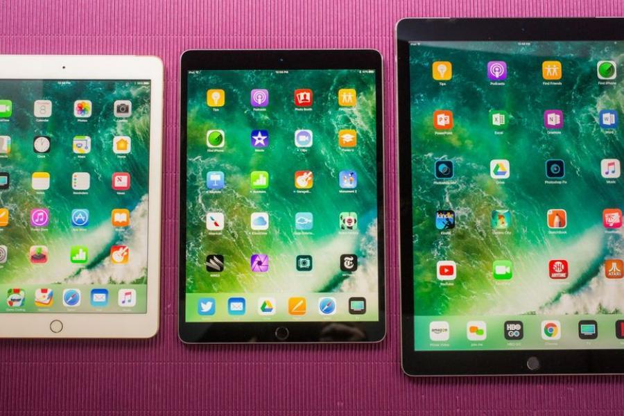 Які iPad купіць у 2017 годзе*