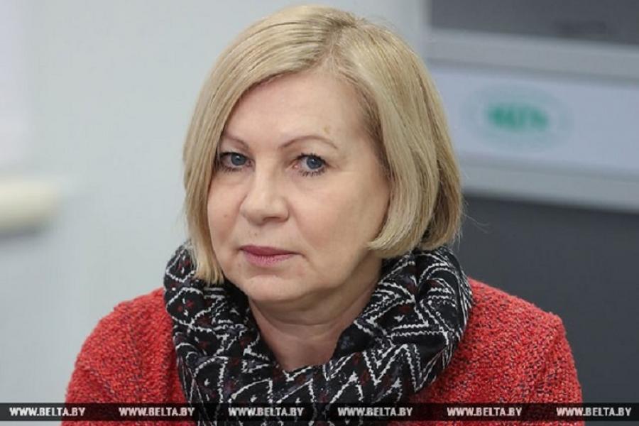 Ала Сташкевіч: «Наша спадчына — каштоўнасць для ўсёй Еўропы»