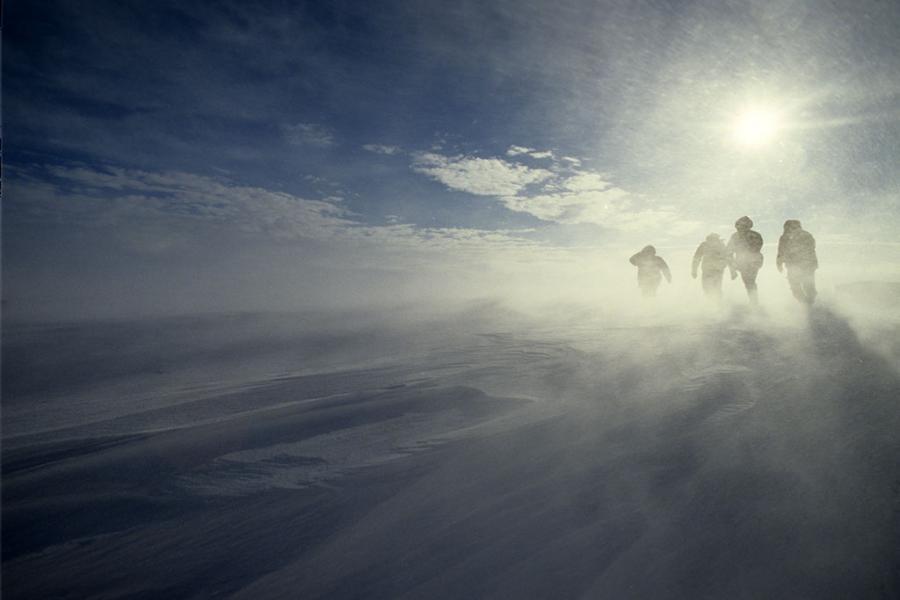 Во второй половине недели — мокрый снег и слабый гололёд