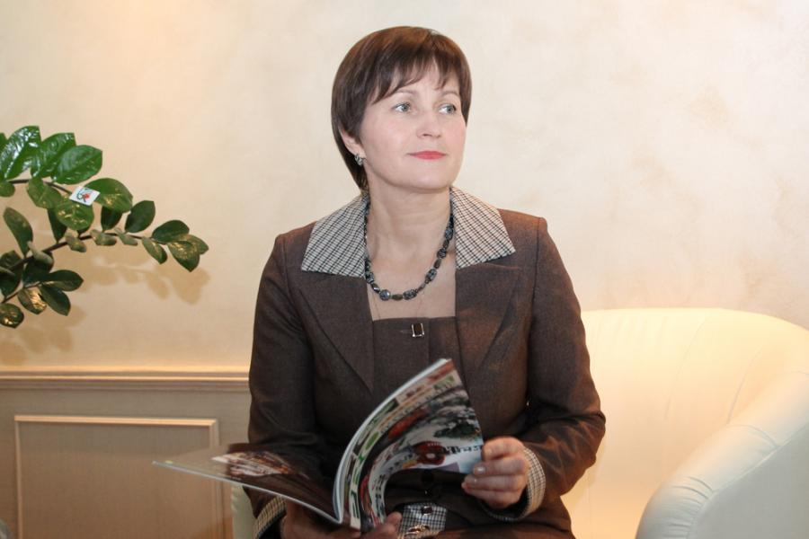 """Таццяна Міхайлоўская: """"Усмешкі родных напаўняюць мяне энергіяй"""""""