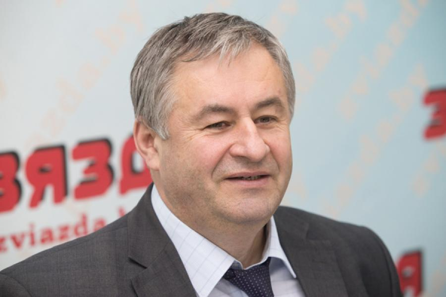 Александр Карлюкевич назначен министром информации Беларуси