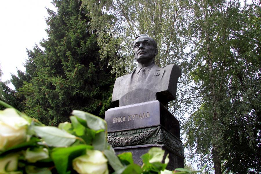У вёсцы Вязынка адзначылі дзень нараджэння Янкі Купалы