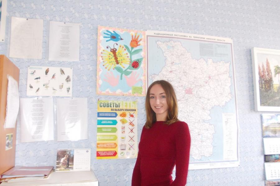 Кристина Косик: «Нужно уметь разговаривать с каждым человеком на его языке»