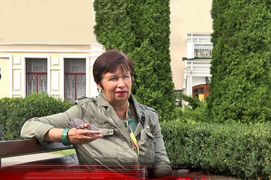 Татьяна Хвагина: «Туристический потенциал Полесья неисчерпаем»