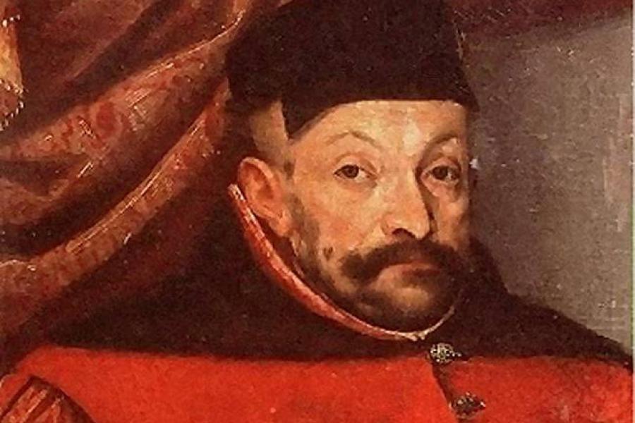 Стафан Баторый (1533—1586)
