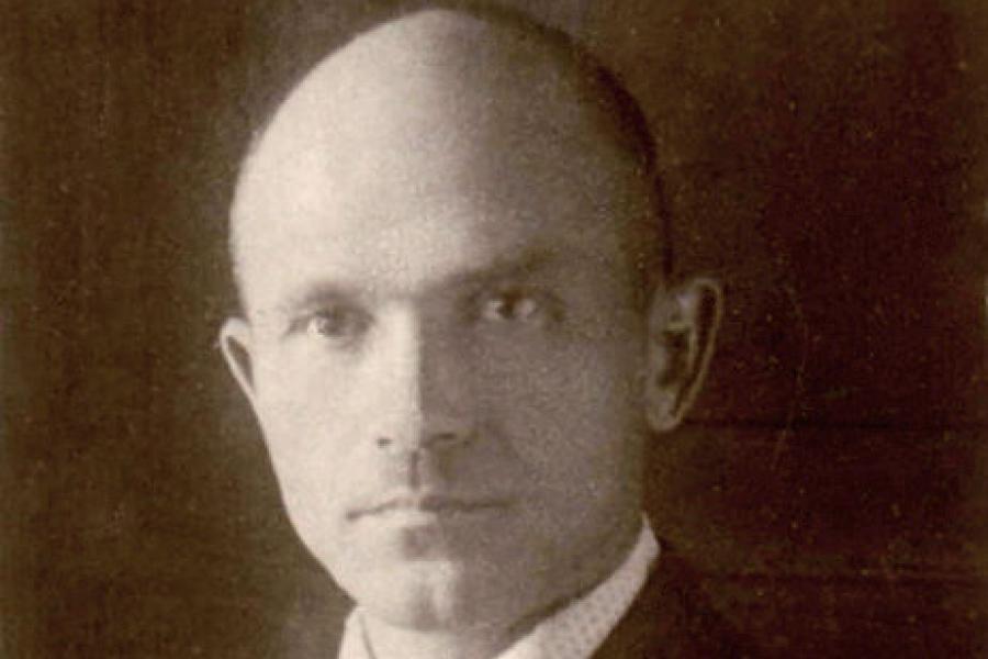 Сёлета спаўняецца 125 гадоў з дня нараджэння Максіма Гарэцкага
