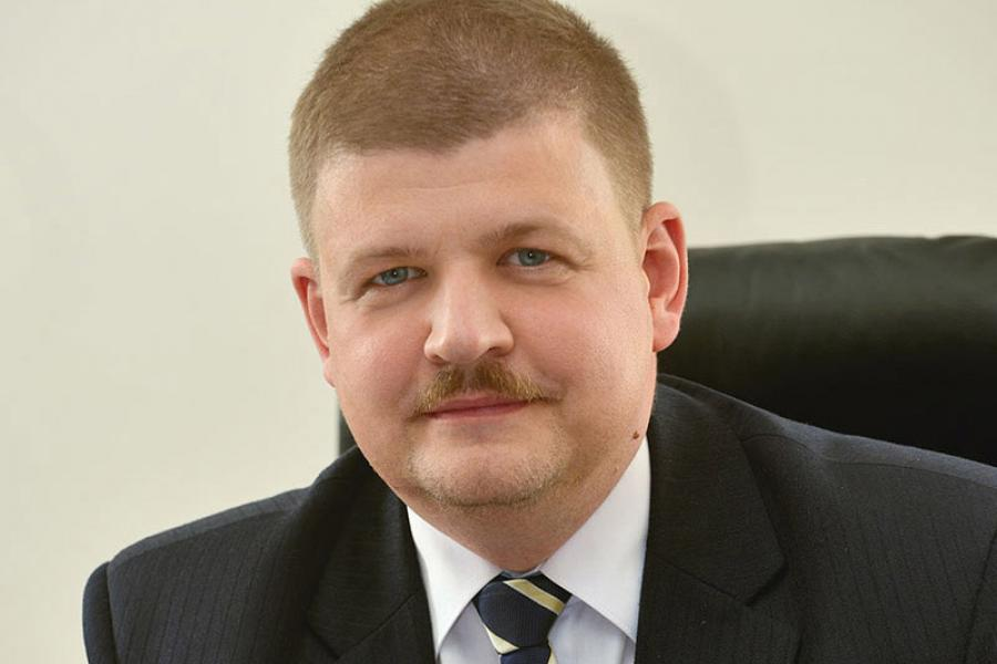 Сяргей Калечыц, намеснік старшыні праўлення Нацбанка
