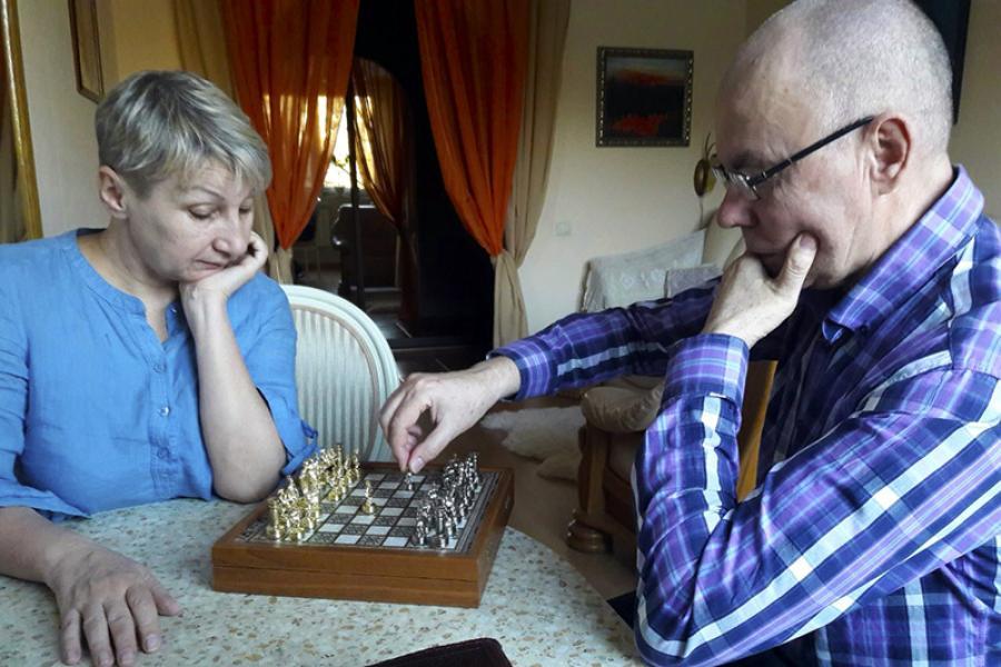 Бывший директор школы с болезнью Паркинсона: Я оптимист по натуре