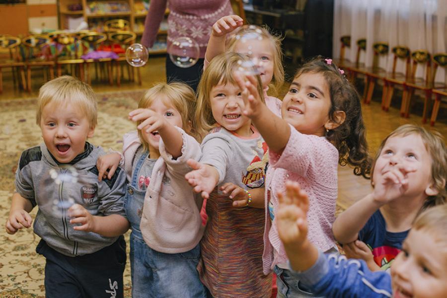 Как пережить адаптацию в детском саду