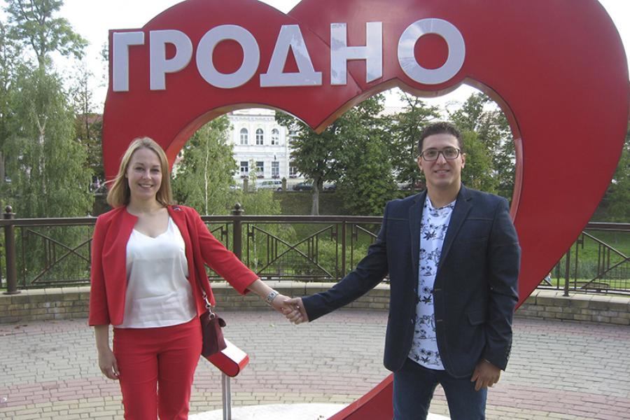 Почему молодая семья из российского Мурманска выбрала для жизни белорусский Гродно