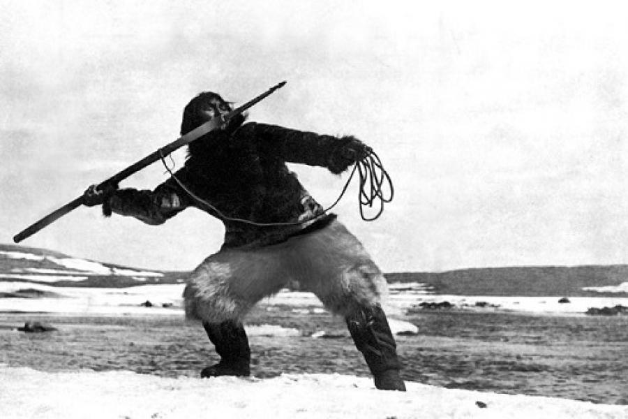 Фільм пра жыццё і любоў у сучаснай Арктыцы