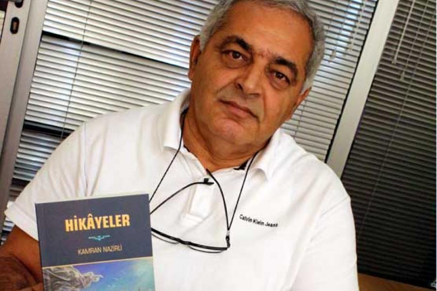 Азербайджанский писатель Камран Назирли — гость Беларуси