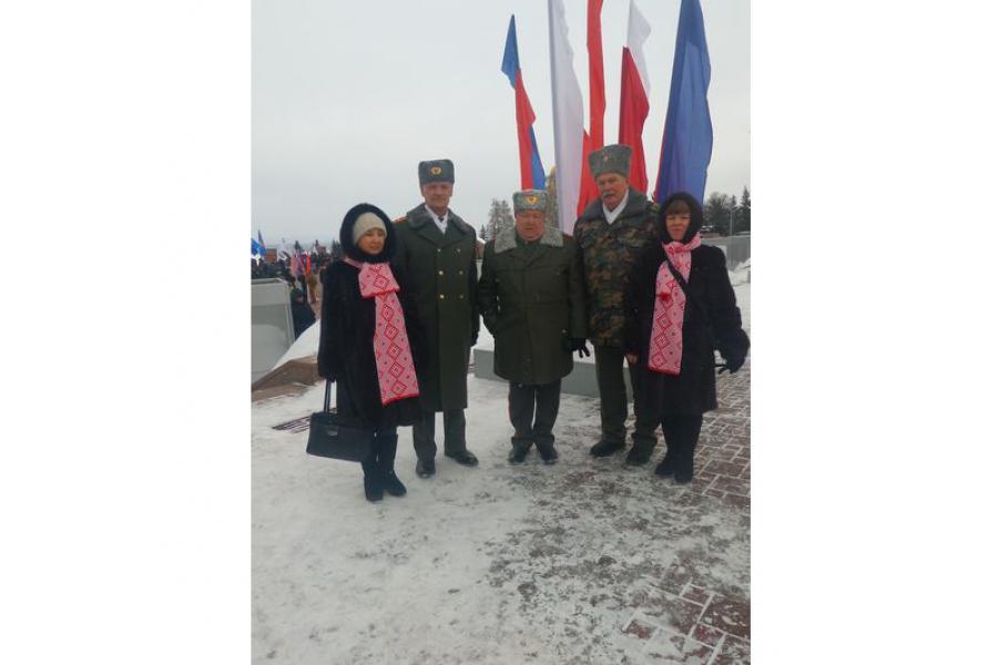 """У авангардзе — """"Белая Русь"""""""