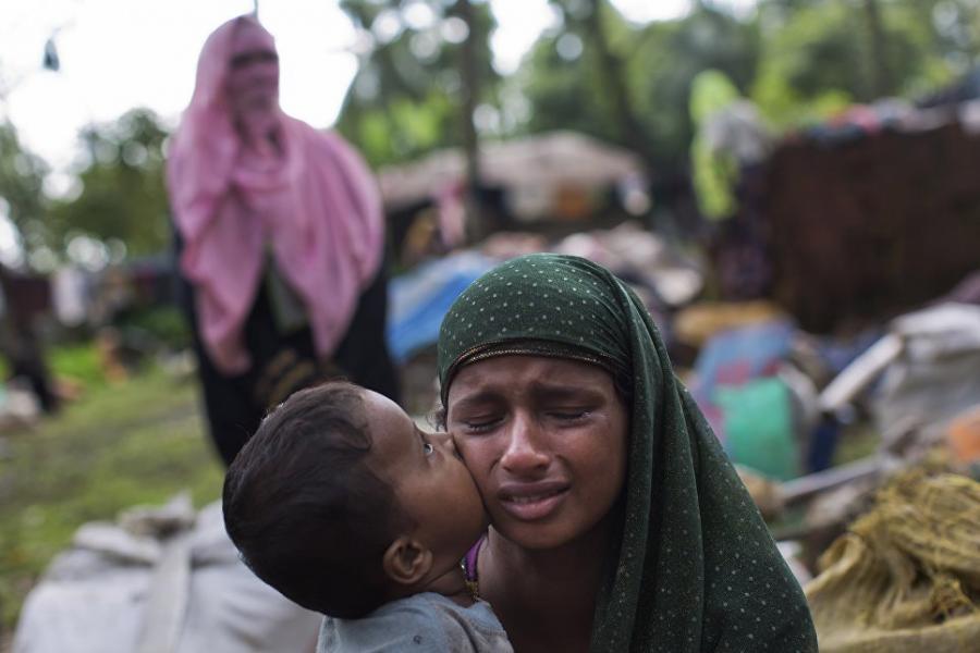 Что происходит в Мьянме?