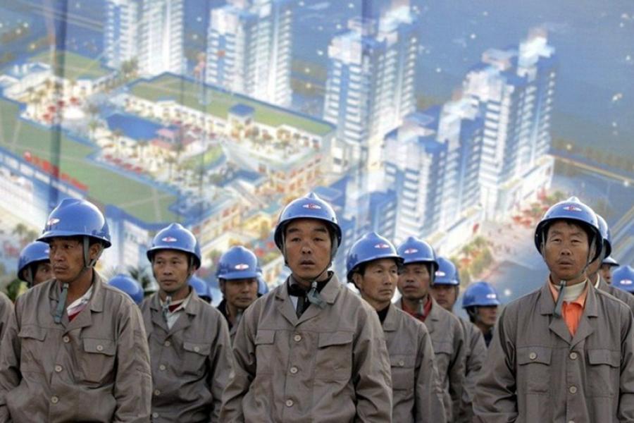 Пекин осуществляет 300 крупных строительных проектов