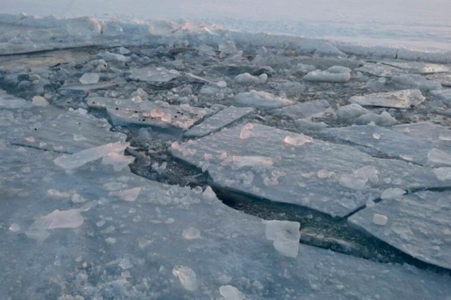У Бярозаўскім раёне пад лёд праваліліся чатыры чалавекі