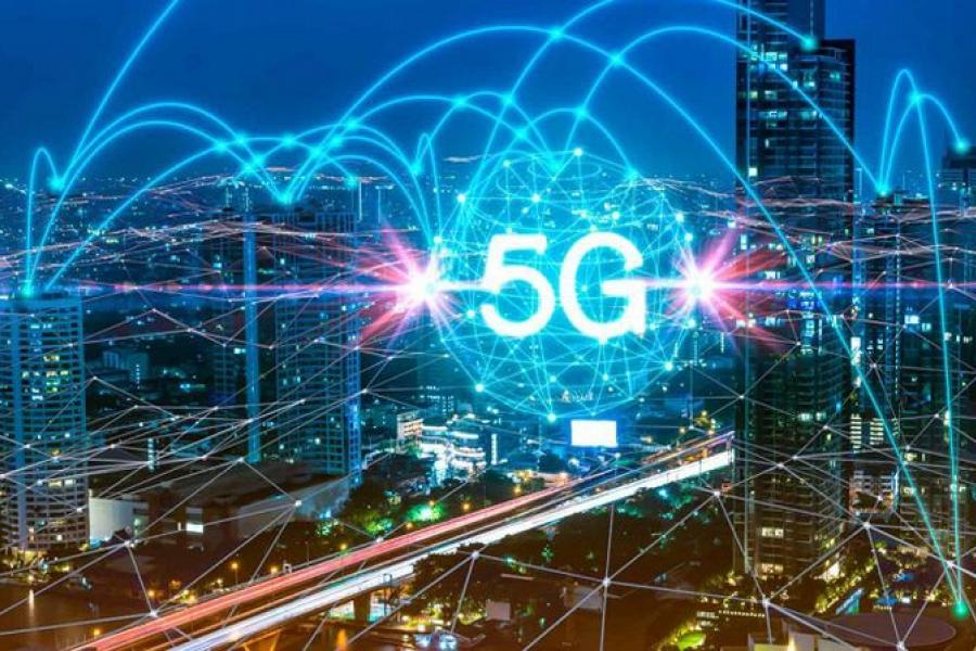 200 тысяч станцый 5G