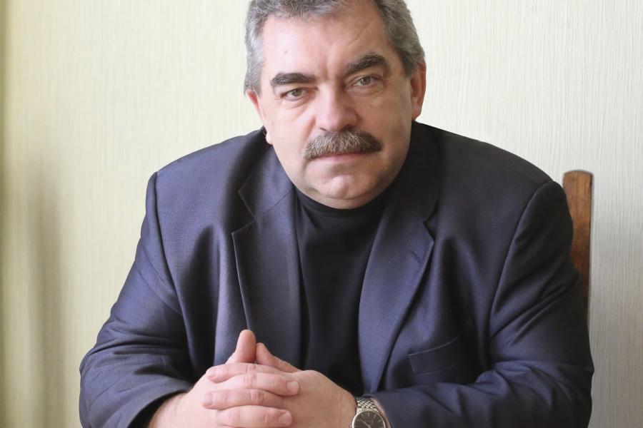 Алесь Бодак: ... Вся палитра белорусской литературы