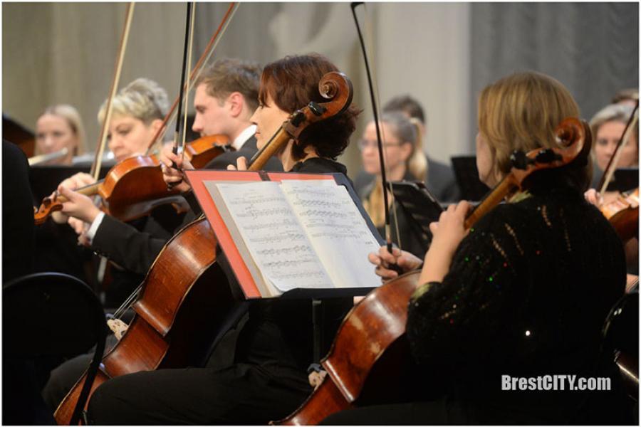 «Студзеньскія музычныя вечары» ў Брэсце правялі для аматараў класікі