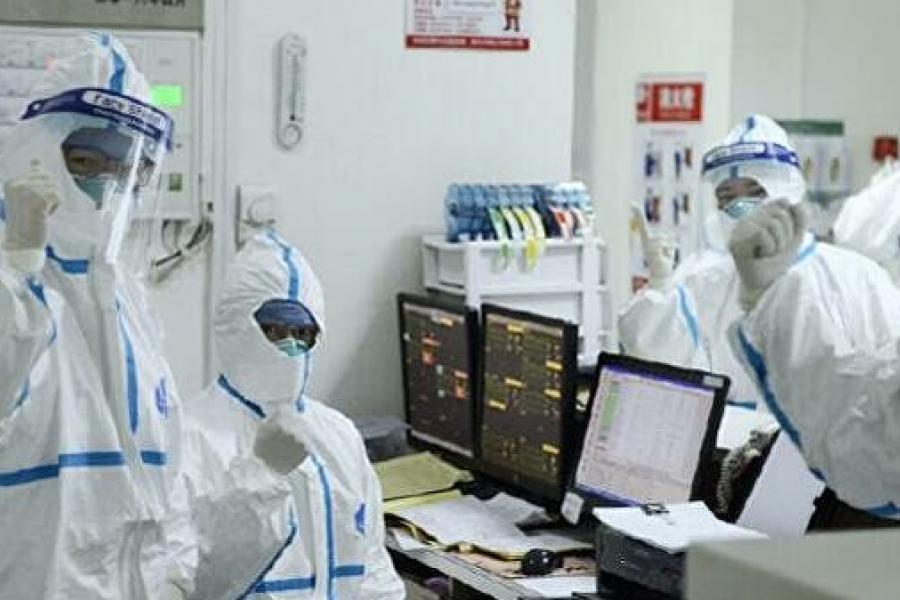 В Китае тестируют вакцину против коронавируса