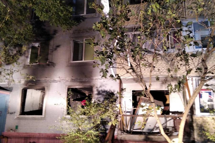 Взрыв в Бобруйске — с последствиями