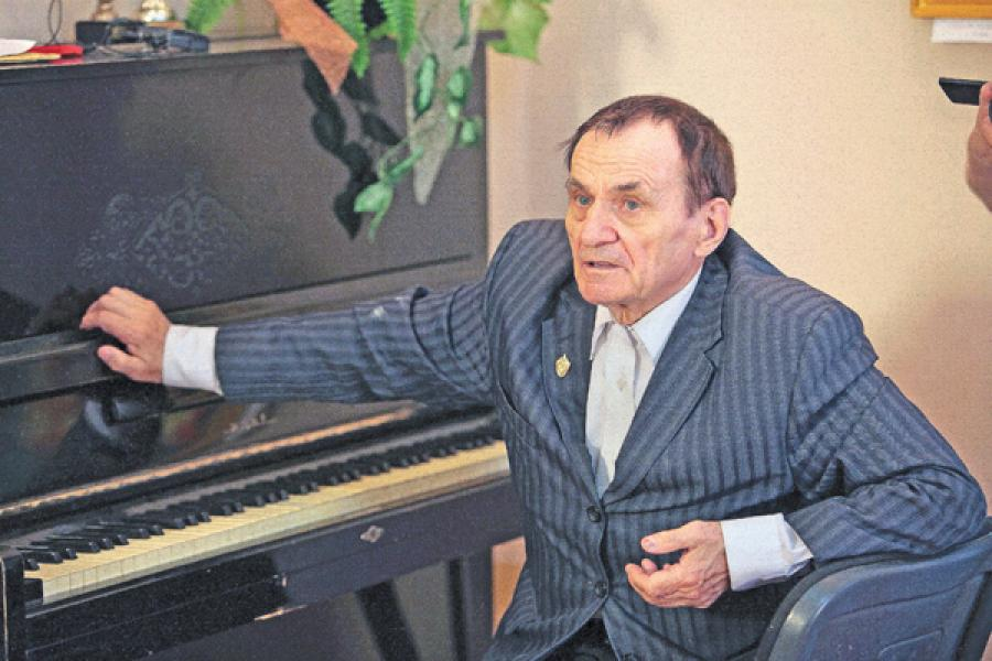 Ігар Лучанок: Мая палітыка — гэта мае песні