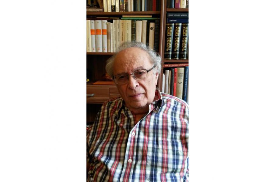 Олег Судленков. Самый счастливый пушкинист