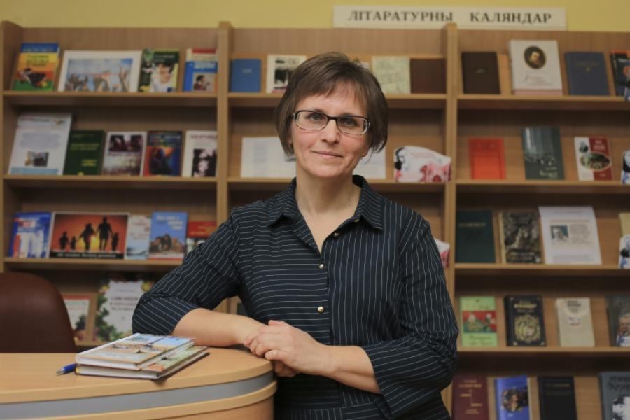 Валянціна Шчарбакова з Нясвіжа: Бібліятэкар у невялікім горадзе — і культработнік, і крыніца інфармацыі, і псіхолаг