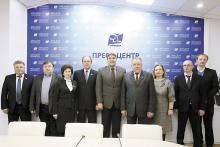 Размова з дэпутатамі аб заканадаўстве ў сферы правоў чалавека