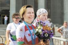 Чемпионка мира и Европейских игр Татьяна Шаракова: На тренировку приходится убегать из дома
