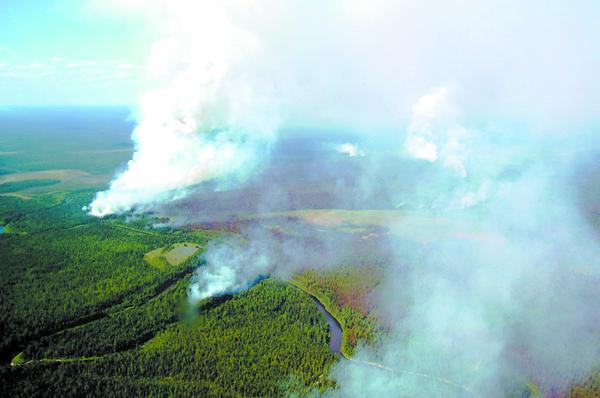 Космическое зондирование поможет  останавливать пожары и прогнозировать  наводнения.