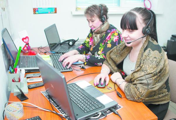 Служба такси «Такси-184» активно используют IP-телефонию.