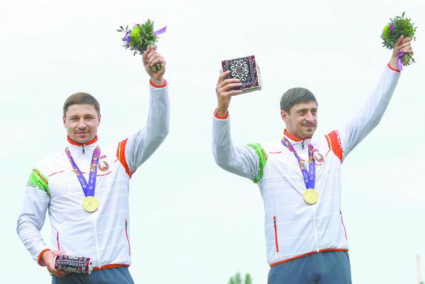 Андрей и Александр Богдановичи. Фото БЕЛТА.