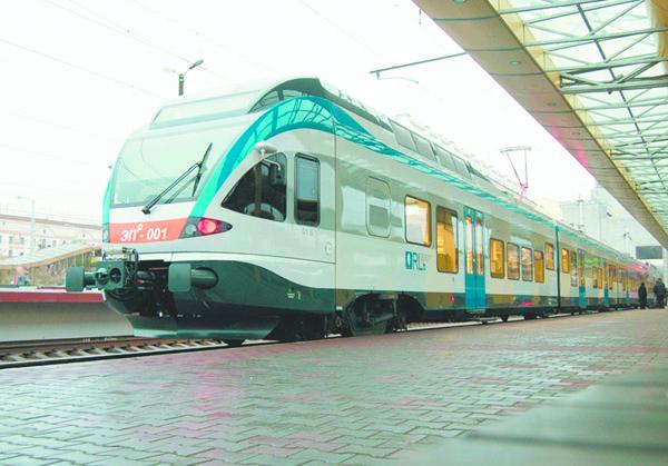 «Швейцарские поезда на белорусских путях— это очень впечатляюще».